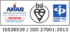 IS538539/ISO27001:2013